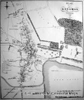 Scottish Town Plans - Kinross 1823 (John Wood map)