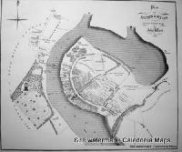 Scottish Town Plans -  Dumbarton 1818 (John Wood map)