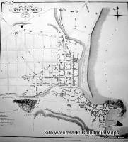 Scottish Town Plans - Stonehaven 1823 (John Wood map)