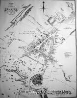 Scottish Town Plans - Selkirk, Borders 1823 (John Wood map)