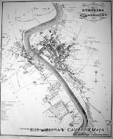 Scottish Town Plans -  Dumfries 1819 (John Wood map)