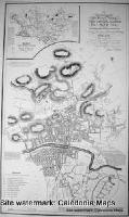 Scottish Town Plans -  Glasgow 1822 (John Wood map)