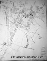 Scottish Town Plans -  Crieff 1822 (John Wood map)