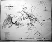 Scottish Town Plans - Lanark 1825 (John Wood map)